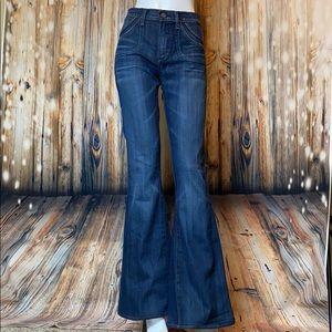 COH Super Flare Blue Jeans